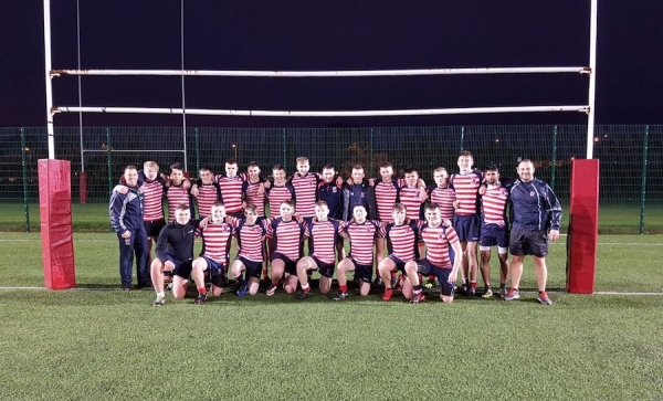1st XV beat local rivals