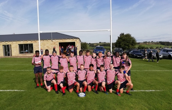 Audenshaw Rugby Growth 2019/20
